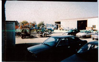 Parc et parking GEF TP 1990