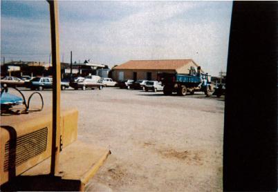 Première construction bureau GEF TP